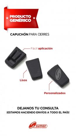CAPUCHON LISO CHICO